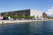 canvas print picture - Nationalbank in Kopenhagen