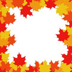 Autumn Frame - Illustration