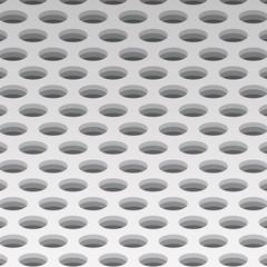 бумажные ячейки на сером фоне