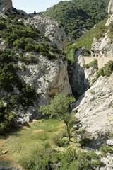 Gorges de galamus,Pyrénées