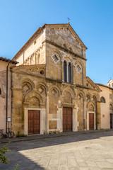 Church San Frediano in Pisa