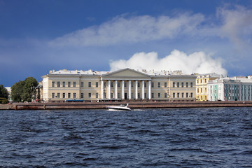 St. Petersburg scientific center of the Russian Academy of Scien