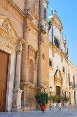Church of Assunta. Fasano. Puglia. Italy.