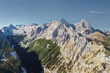 Panorama Wettersteingebirge