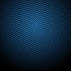 узор зигзага на синем фоне