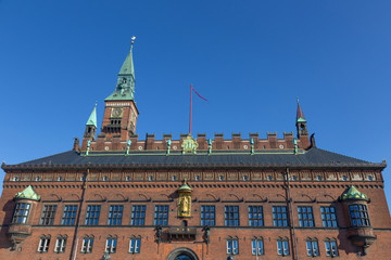 Rathaus Kopenhagen