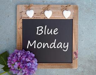 Blue Monday - Blauer Montag