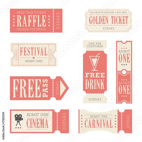 Festival & Carnival Tickets