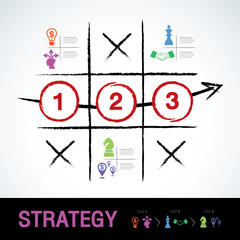 info graphic, strategy