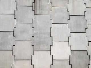 コンクリートの壁面