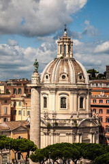 Historical center of Rome
