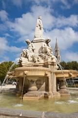 Fontaine de Pradier in Nîmes