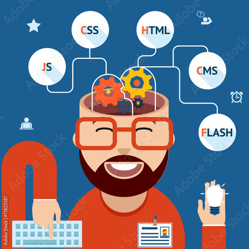 Developer of Web and mobile applications - 71825587