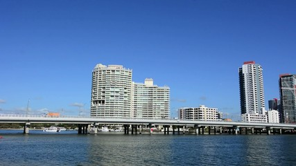 outhport Skyline in Gold Coast Queensland Australia