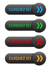 "BOUTONS ""CLIQUER ICI"" (cliquez ici confirmer continuer valider)"