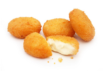 Croquettes au fromage - Cheese croquette