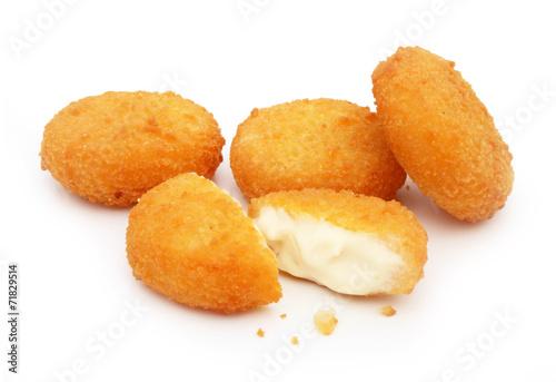 Papiers peints Produit laitier Croquettes au fromage - Cheese croquette