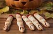 Halloween scary cookies