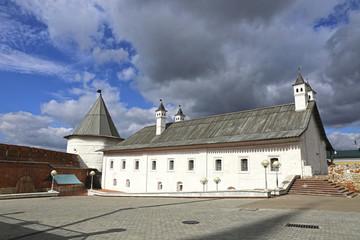 Ancient tower of the Kazan Kremlin
