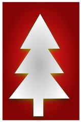 Weihnachten Tannenbaum, Hintergrund