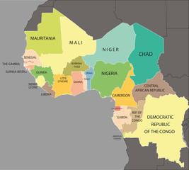 afrique de l'ouest