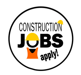 construction jobs graphic design