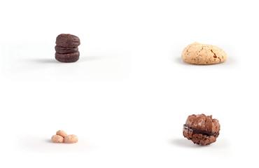quattro dolcezze del pasticcere