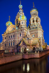 Church of the Savior on Blood, Saint-Petersburg, Russia