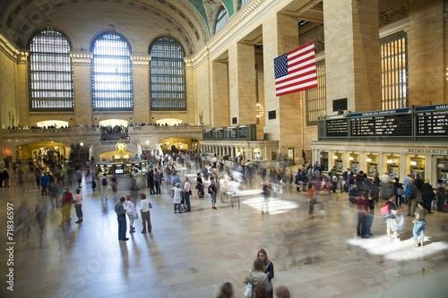Fotobehang Treinstation New York - Grand Central