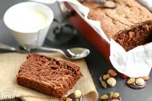 café gourmand gâteau chocolat crème anglaise 4