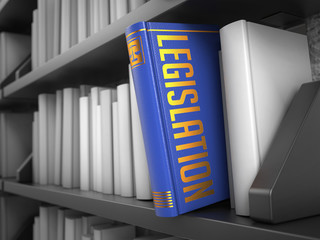 Legislation - Title of Blue Book.