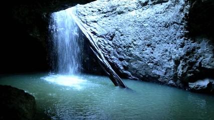 Natural Bridge Springbrook National Park Queensland Australia