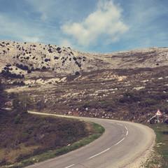 Route de Caussols
