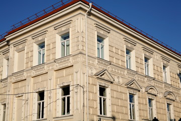 House in the Old Town of Vilnius