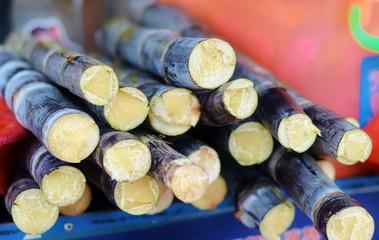Sugarcane - street food