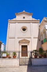 Church of St. Nicola. Fasano. Puglia. Italy.