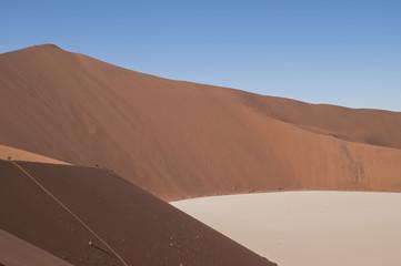 Deadvlei, Namib-Naukluft-Nationalpark, Namibia