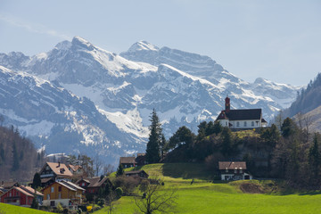 Jungfrau Kapelle