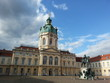 canvas print picture - Charlottenburg Palace, Berlin, Germany