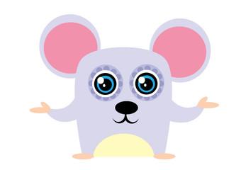 mysz,chomik