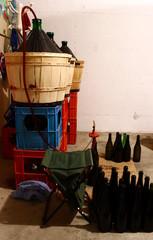 imbottigliare il vino