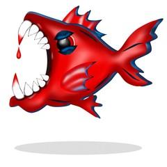 pesce assassino