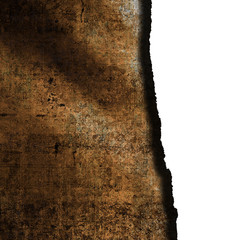 Old grunge texture with space for text