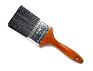 House Paintbrush on White