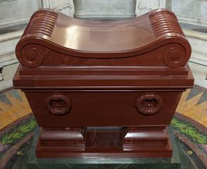 Napoleon's tomb at Les Invalides