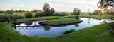 Fototapety Garden pond
