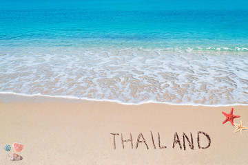 thailand writing