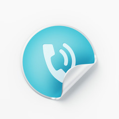 Label Contact Icon