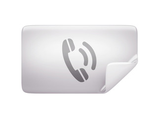 Flip Contact Icon