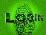 Login Security Shows Logon Restricted And Username poster